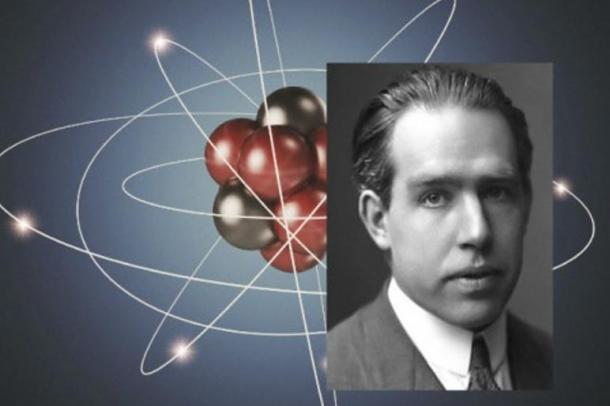 Нильс Бор - планетарное строение атомов