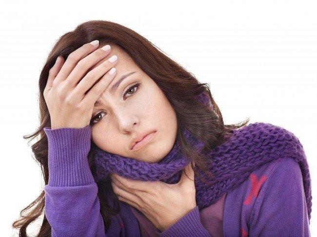 Потеря голоса из-за простуды