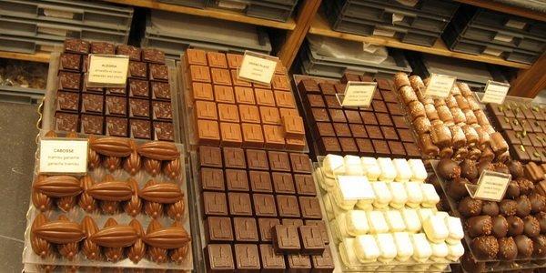 Шоколад - как выбрать