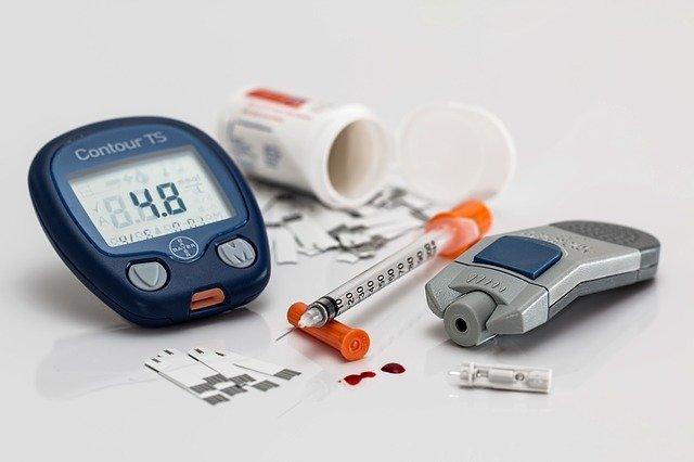контроль сахара