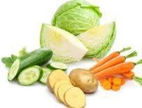 овощи для лечения ожогов