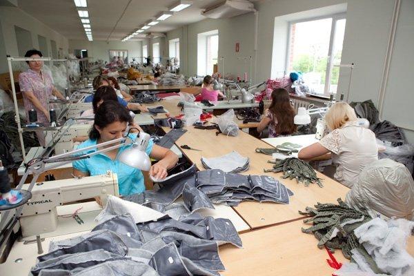 пошивочный цех