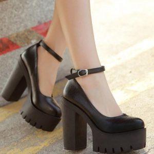 грубые туфли