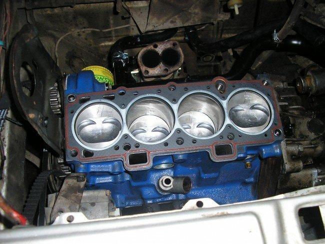 Ремонт ваз 2109 двигателя