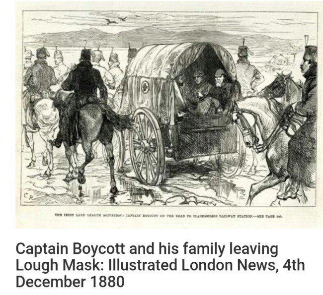 Какой форме политической борьбы дала фамилия капитана каннингема