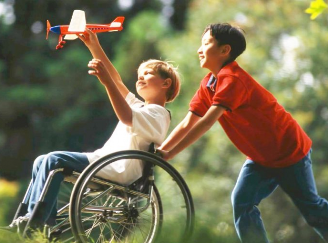 Почему рождаются у здоровых родителей дети-инвалиды