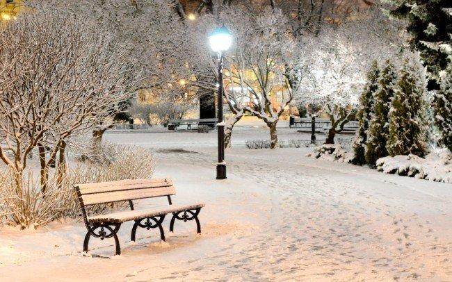 Теплые зимние вечера