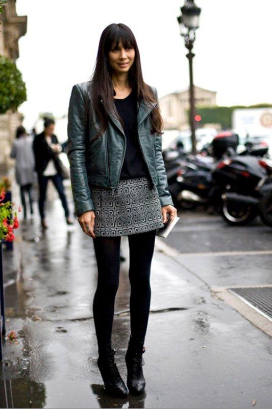 До какого возраста женщине можно носить мини юбку?