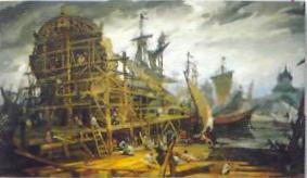 Начало основания Воронежа