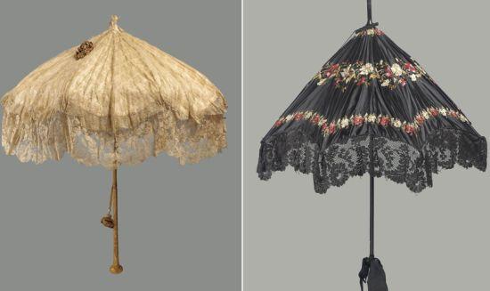 Какова история возникновения зонта?