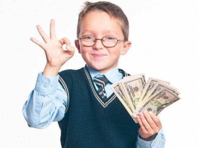 Нужно ли поощрять детей зарабатывать деньги на одноклассниках?