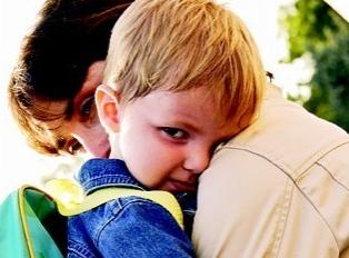 как заставить ребенка пойти в садик