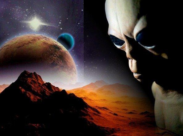 есть ли жизнь на другой планете?