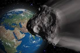 Движение Астероида.