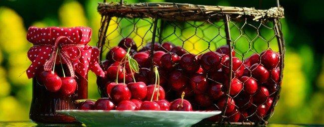 Сколько сахара нужно для вишневого варенья