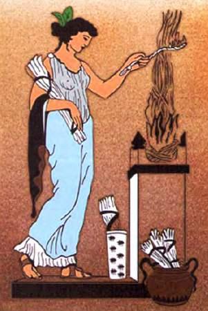богиня Кулин