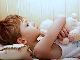 ребенок не может заснуть