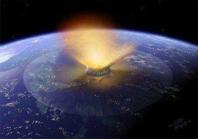 Причины исчезновения динозавров.