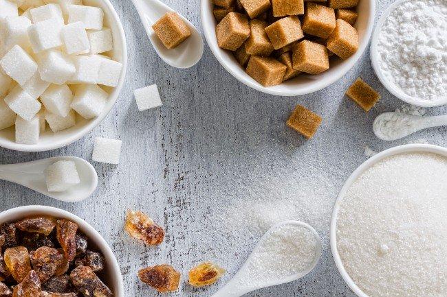 Вред и польза сахара
