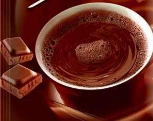 Шоколад: первая плитка